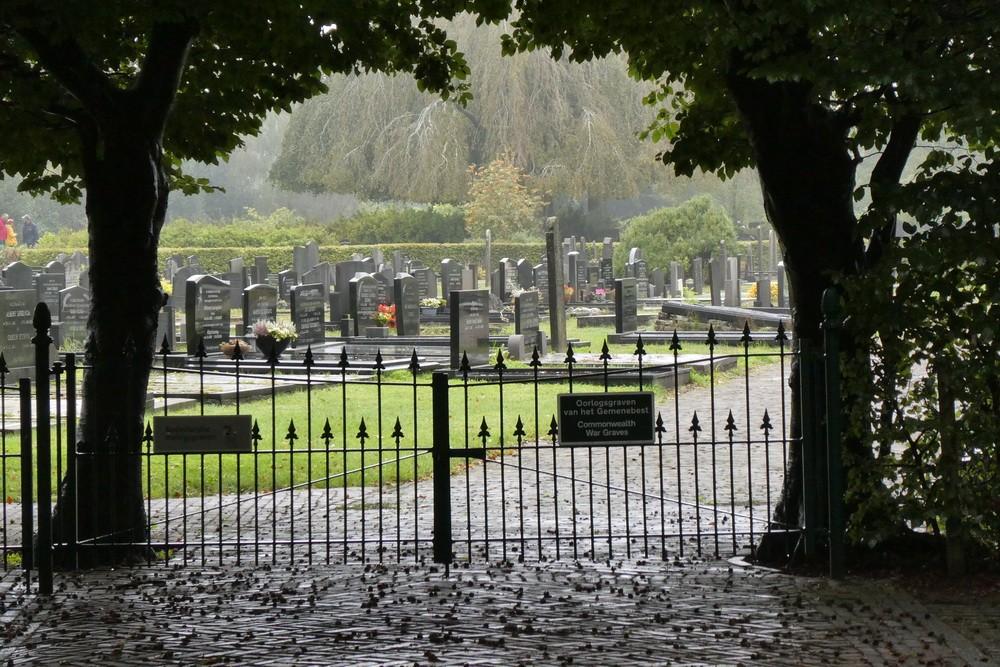 Joodse Oorlogsgraven Gemeentelijke Begraafplaats Westerbork