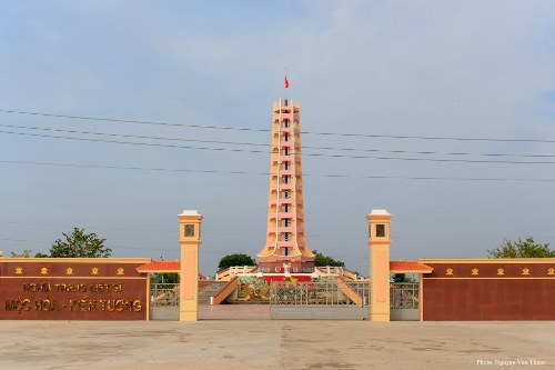 Militaire Begraafplaats Moc Hoa