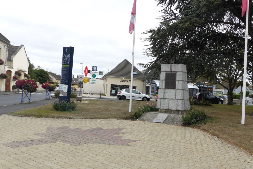 Monument North Nova Scotia Highlanders