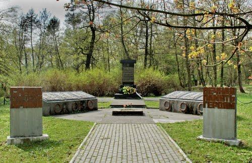 Massagraf Sovjet Soldaten Kaliningrad