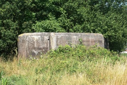KW-Linie - Bunker P44