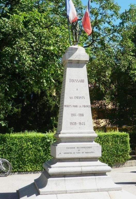 War Memorial Doussard