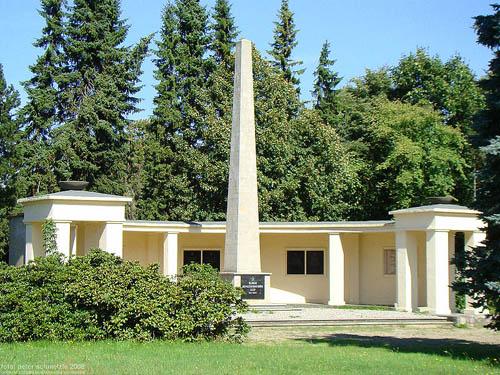 Soviet War Cemetery Güstrow