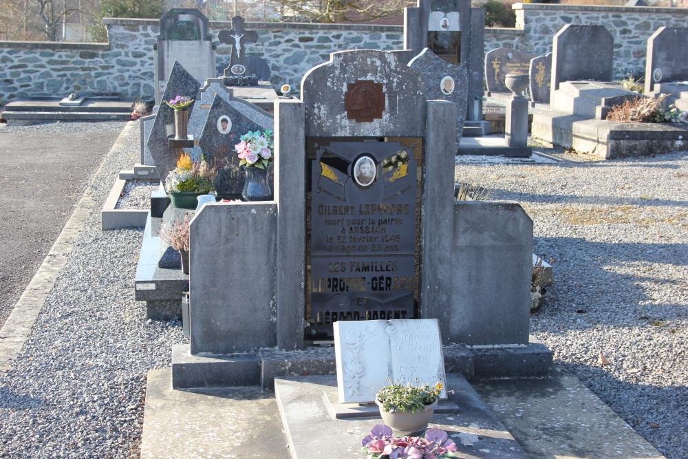 Belgian War Graves Rienne