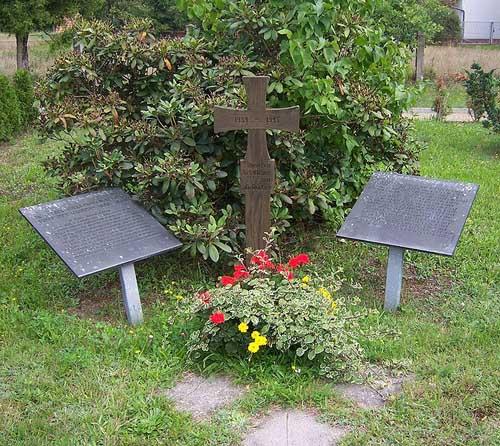 Mass Grave German Soldiers Köbeln