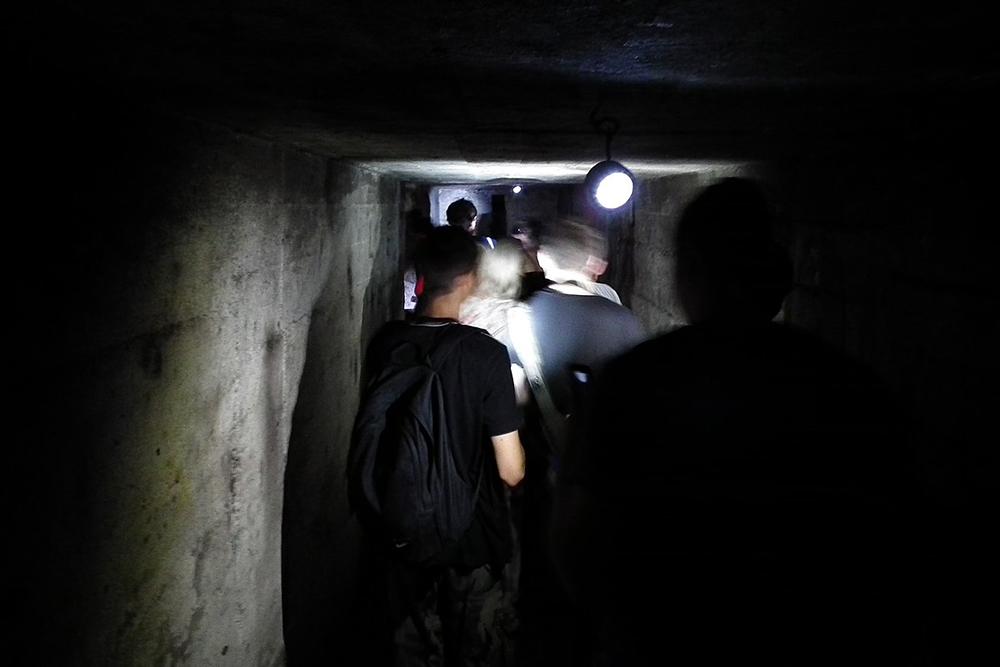 Festung Posen - German Air Raid Shelter Park Solacki