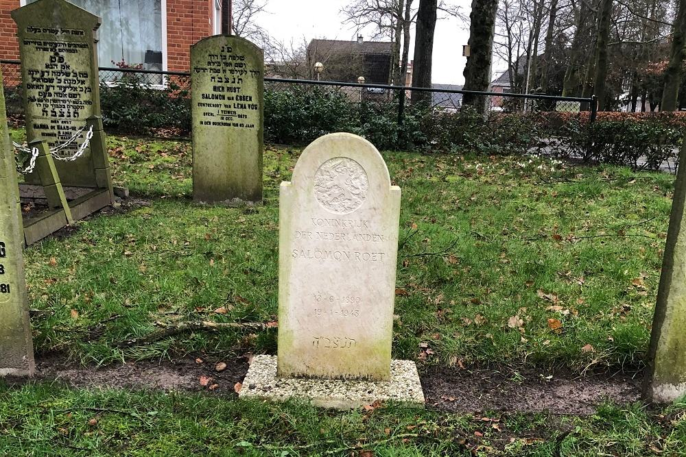 Nederlands Oorlogsgraf Joodse Begraafplaats Ommen