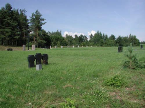 Duitse Oorlogsbegraafplaats Glubokoje