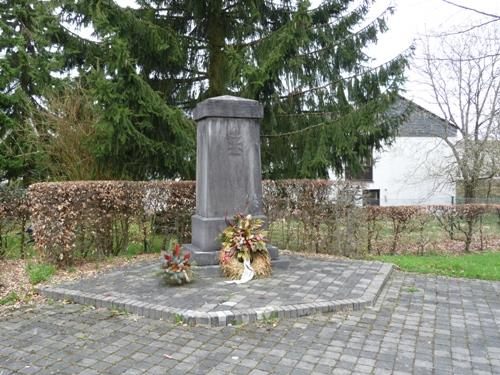War Memorial Evangelic Cemetery