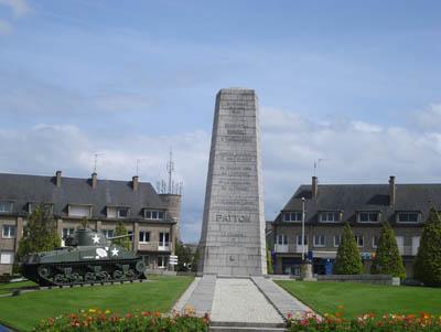 General Patton Monument
