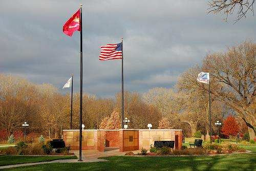 Veterans Memorial Beatrice
