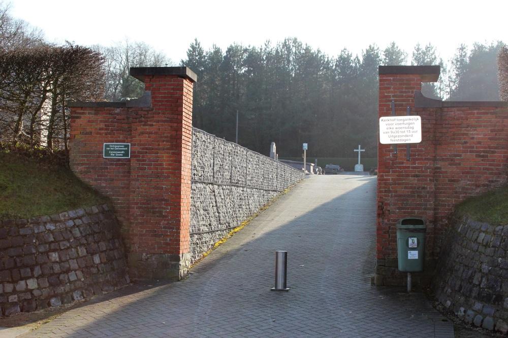 Oorlogsgraven van het Gemenebest Schaffen