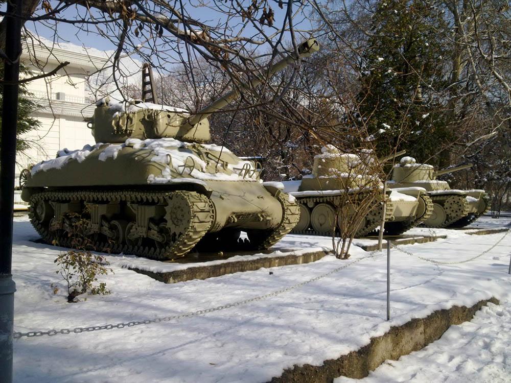 Sa'dabad Paleis - Militair Museum
