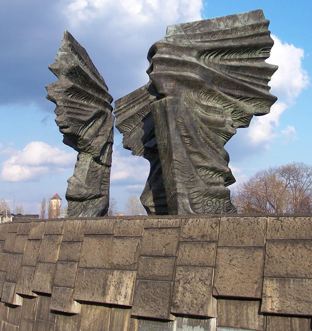 Silesian Uprisings Memorial Katowice