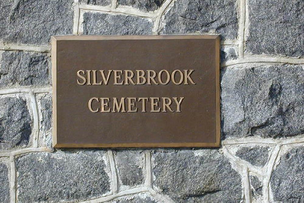 Amerikaans Oorlogsgraf Silverbrook Cemetery