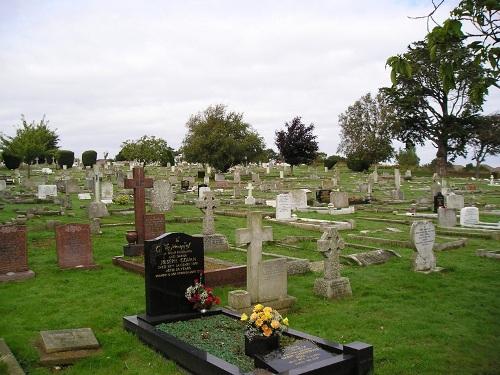 Commonwealth War Graves Shanklin Cemetery