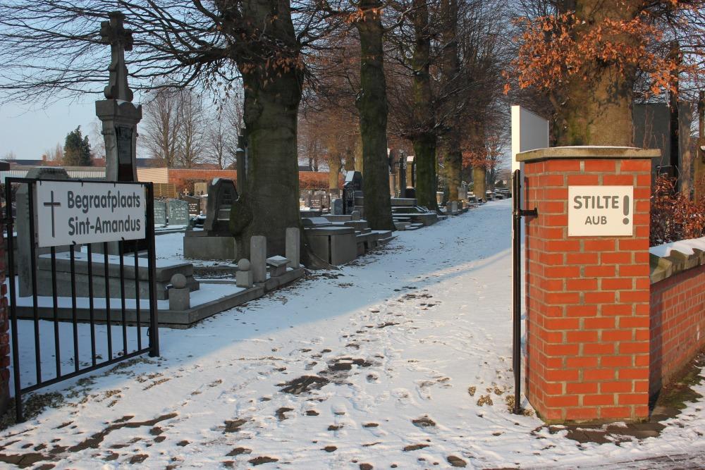 Municipal Cemetery Meulebeke