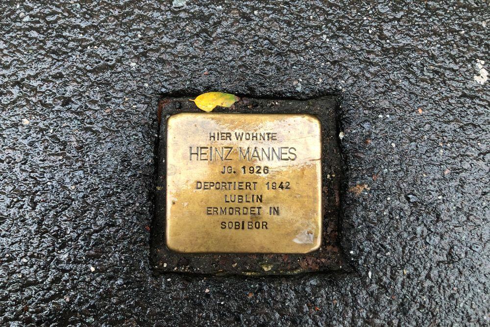 Stumbling Stone Dotzheimer Straße 55