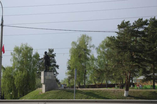 Memorial Hero of the Soviet Union Viktor V. Talalikhin