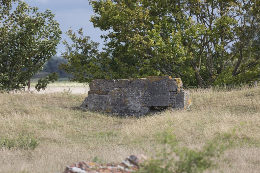 Stützpunkt Heinrich - Pillbox