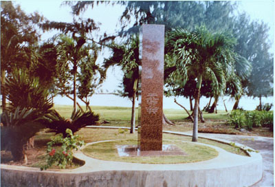 War Memorial Mariana Islands