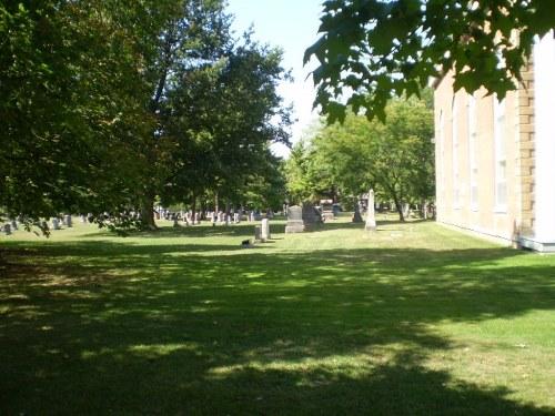 Commonwealth War Grave St. Andrew's Presbyterian Cemetery