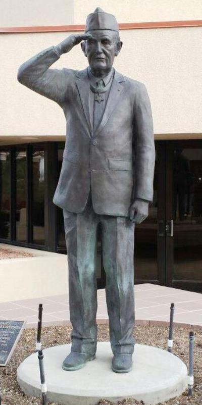 Memorial George Edward Wahlen