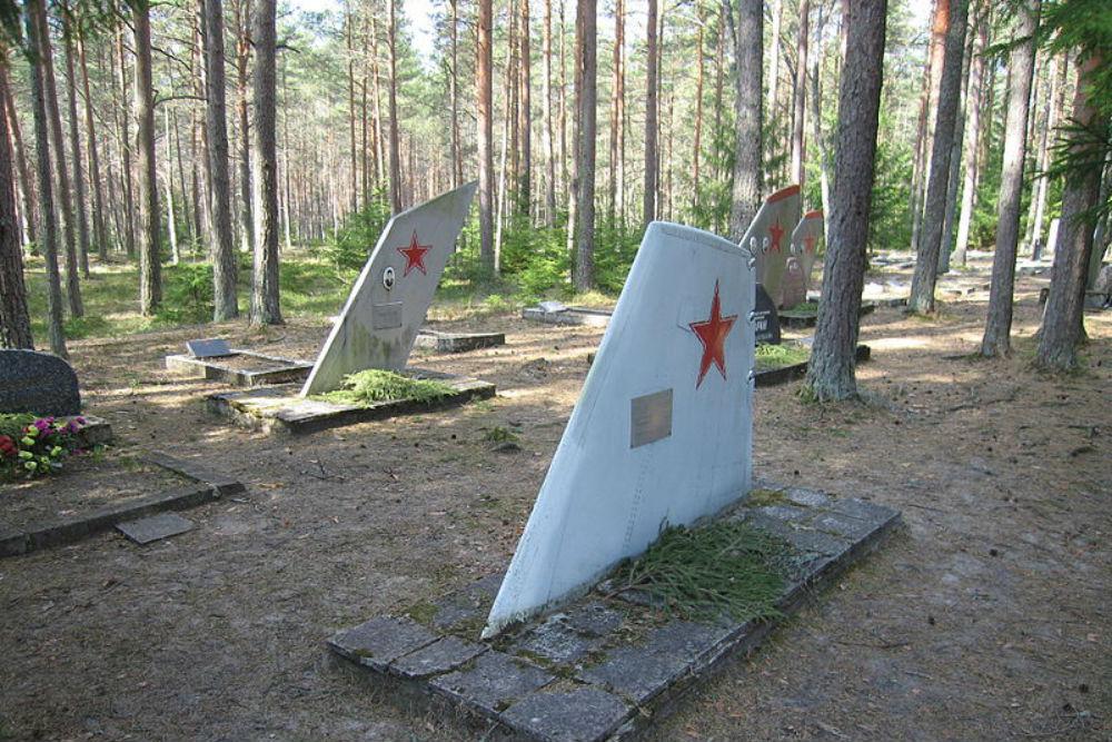 Ämari Piloten Begraafplaats