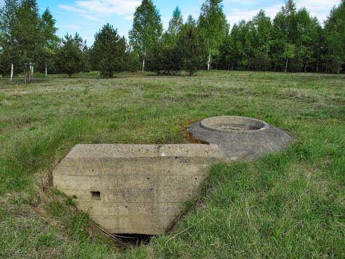 Rawka-Bzura-Stellung - Ringstand 58c Ruda (E)