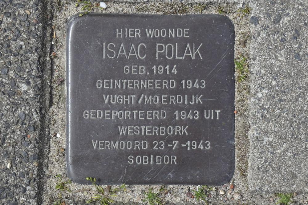 Stolperstein Keern 81