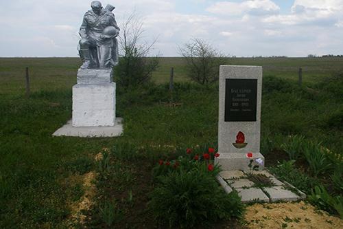 Massagraf Sovjet Soldaten Kharkove