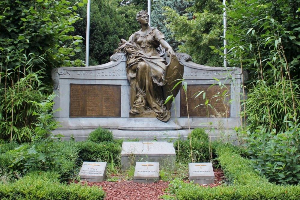 Gedenkstenen Slachtoffers Concentratiekampen