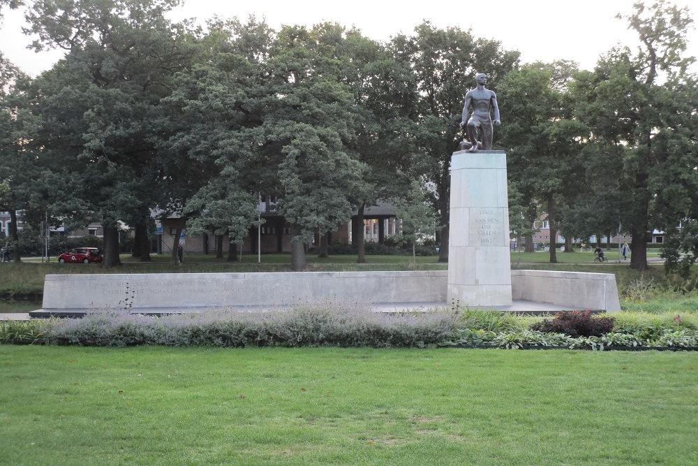 Oorlogsmonument Zwolle