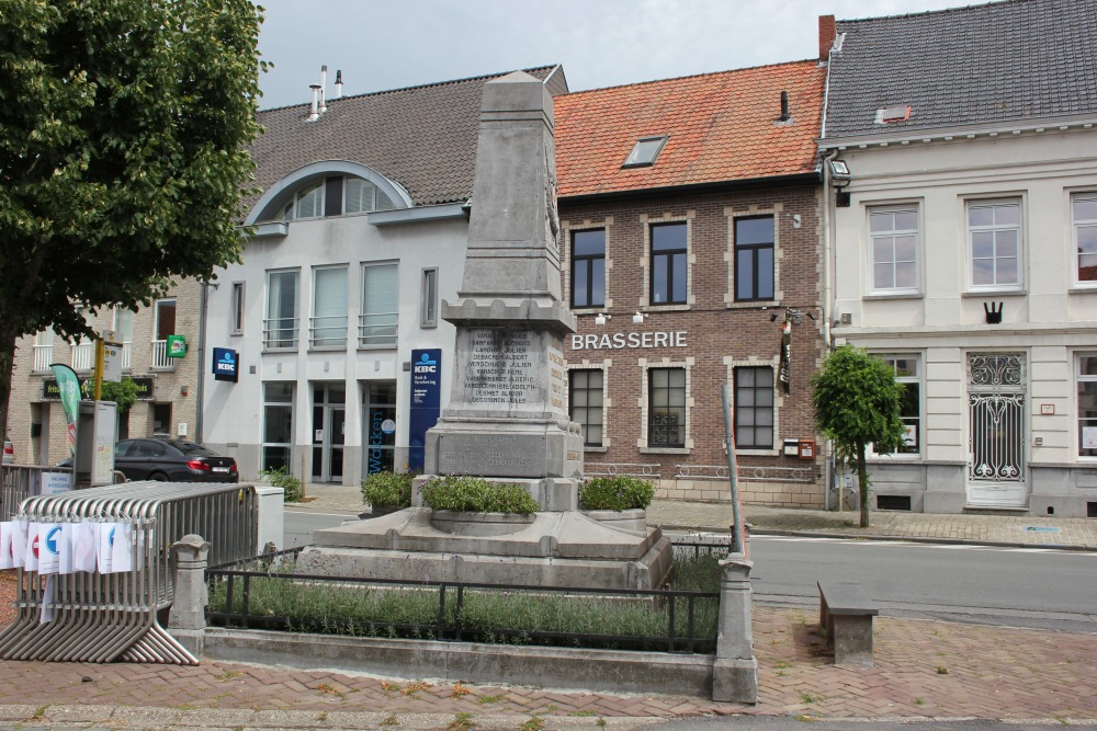 War Memorial Wakken