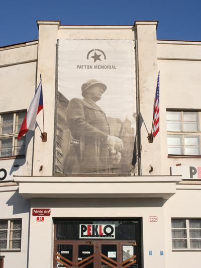 Patton Memorial Museum Pilsen