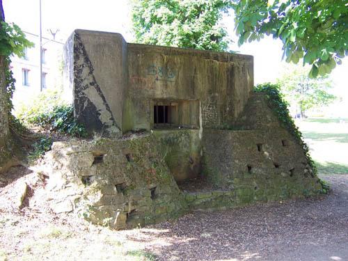 Maginot Line - Casemate Emile Zola (Bb103-B)