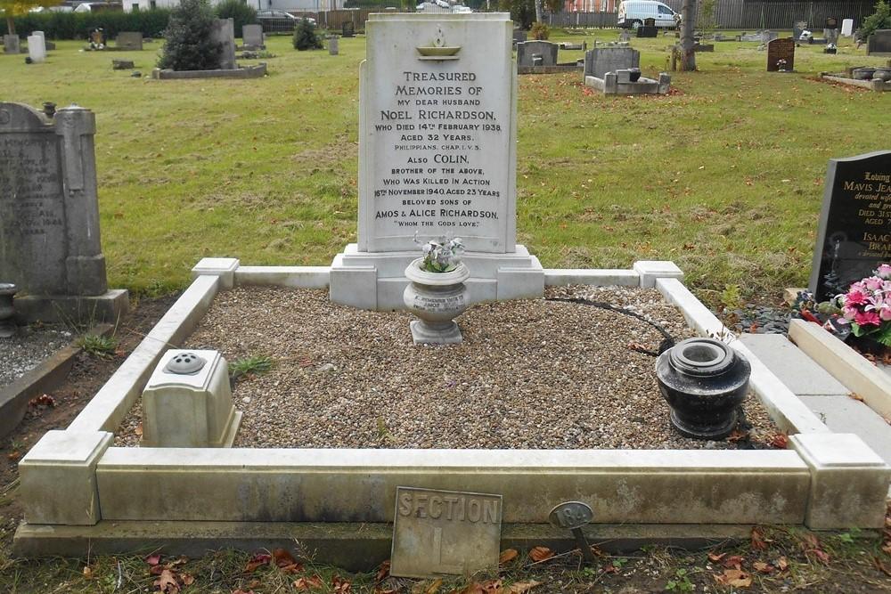 Oorlogsgraven van het Gemenebest Adwick-le-Street Cemetery