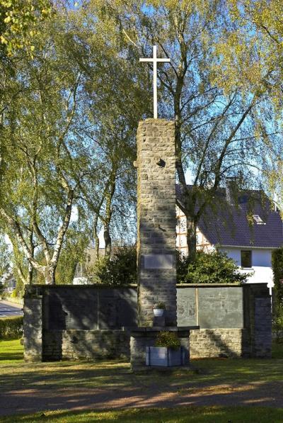 War Memorial Kesternich