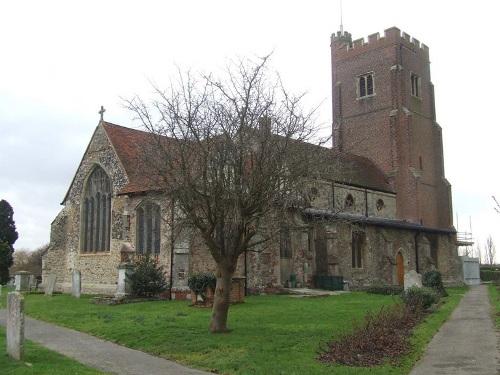 Oorlogsgraven van het Gemenebest St Andrew Churchyard