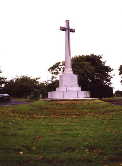 Commonwealth War Graves Lambhill Cemetery