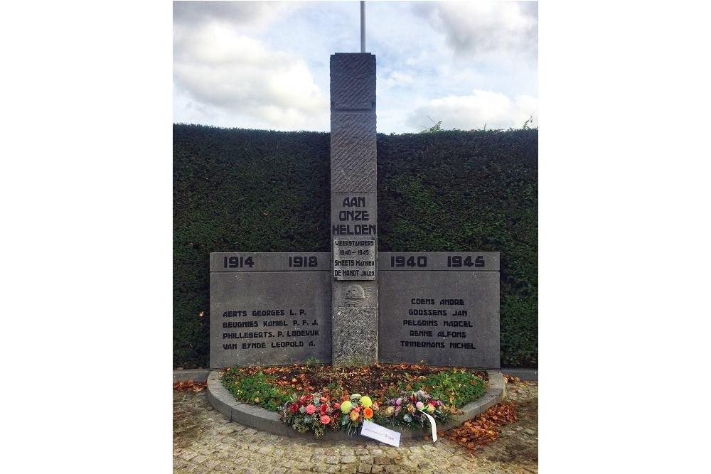 War Memorial Hove