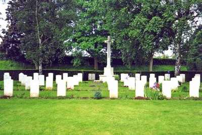 Commonwealth War Graves Shrewsbury General Cemetery
