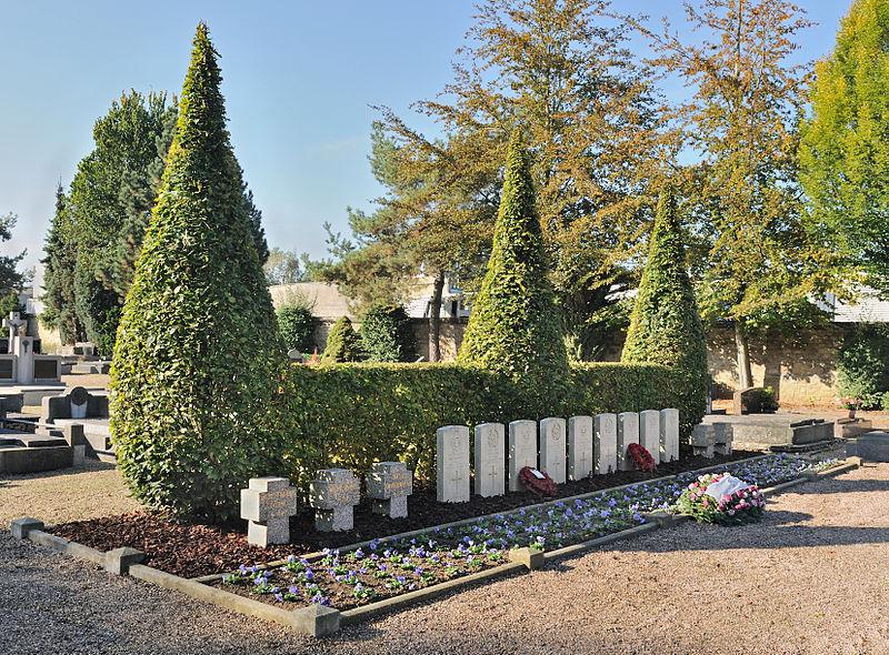 Franse Oorlogsgraven Hollerig