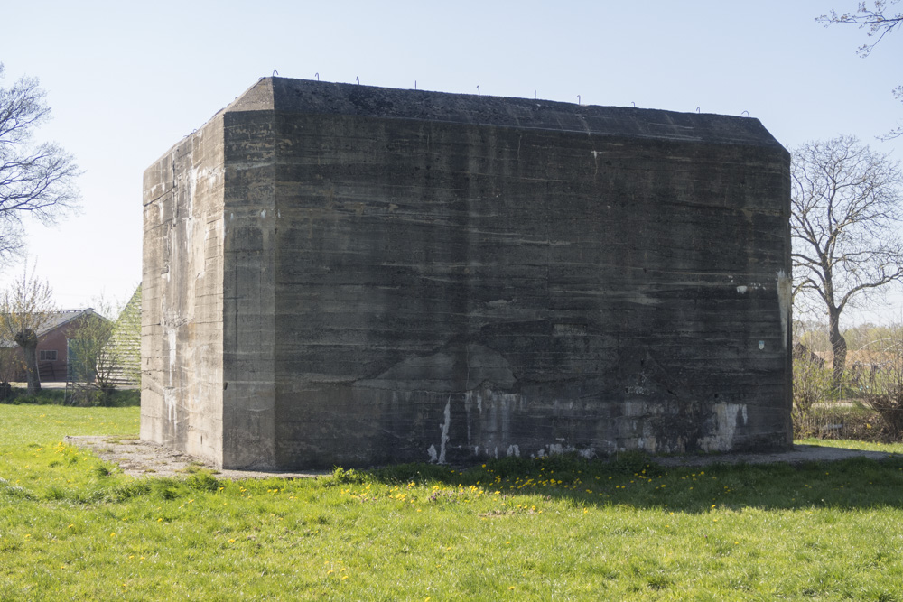 Bunker at the Harsloweg