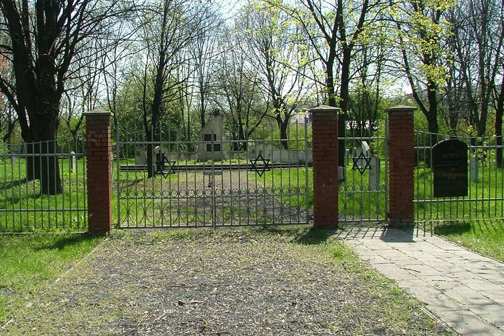 Joodse Begraafplaats Chełm