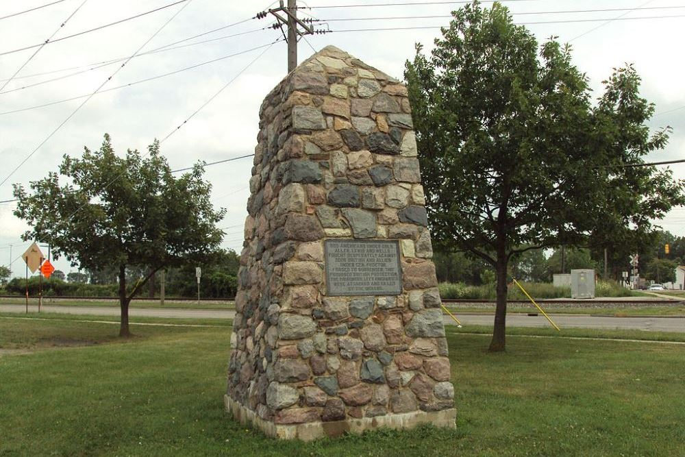 Memorial Battle of Frenchtown