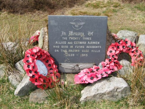 Memorial Crashes Brown Clee Hill