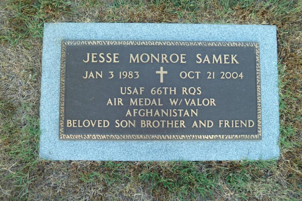 Amerikaans Oorlogsgraf Bella Vista Memorial Garden Cemetery