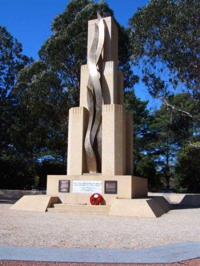 Memorial Rats of Tobruk Canberra