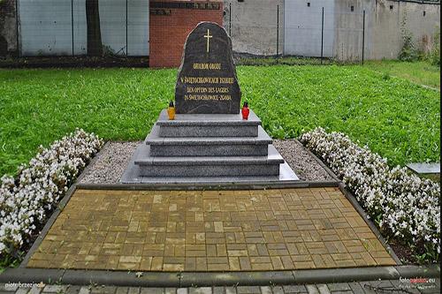 Massagraf Slachtoffers Werkkamp Zgoda